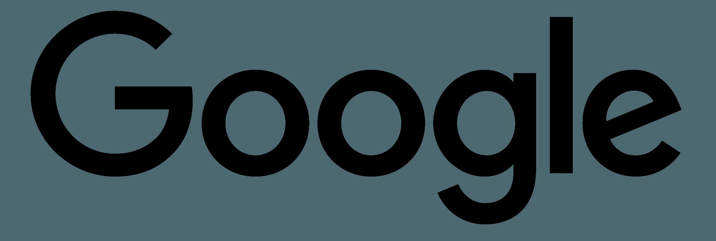 google-logo-black-transparent